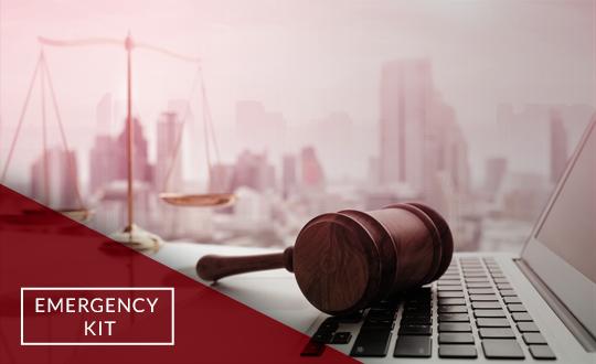Gestione Legale dell'Emergenza
