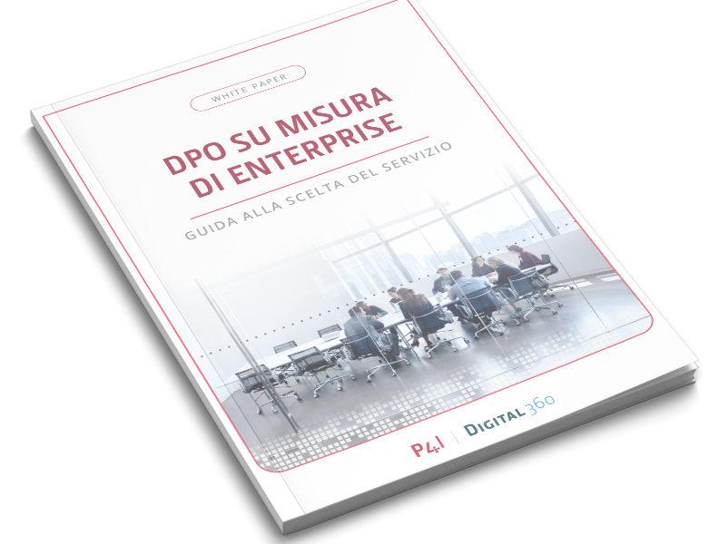 DPO su misura di Enterprise: guida alla scelta del servizio